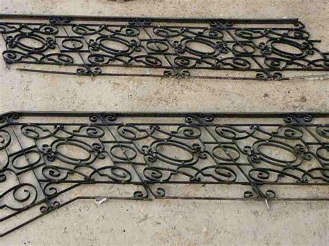 was kostet ein treppengeländer schmiedeeisernes treppengel 228 nder aus jugendstilvilla der