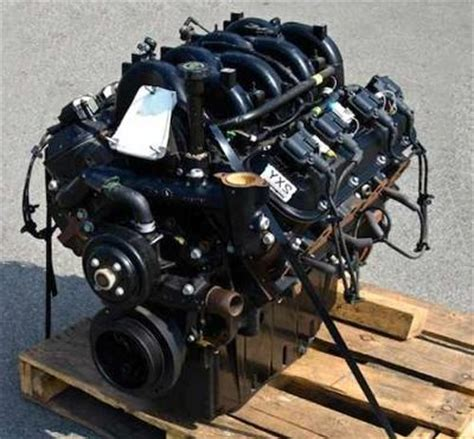 Houseboat Engine by Houseboat Engine Motor Mercruiser Volvo Omc Gm Ford