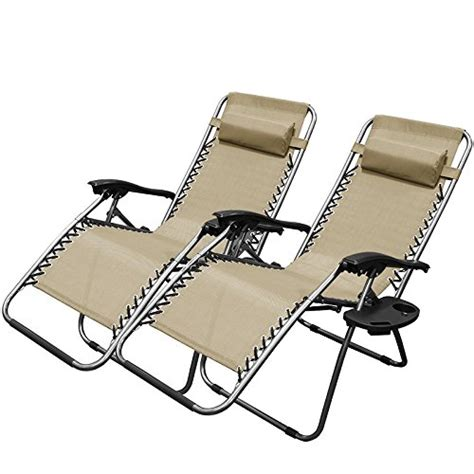 anti gravity lounge chair with cup holder xtremepowerus zero gravity chair adjustable reclining