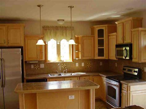 kitchen ideas  oak cabinets decor ideas