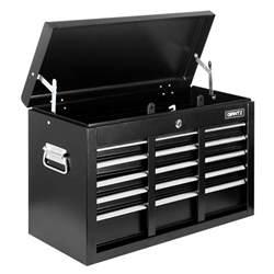 tool box dresser black 9 drawers tool box chest black products we
