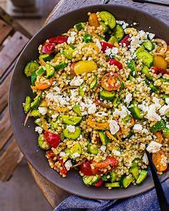 Diala Canelo On Instagram   U201c New Recipe  Pearl Couscous Salad With Juicy Cherry Tomatoes  Thinly