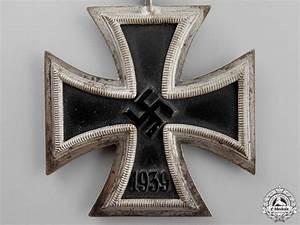 A Rare Iron Cross 2nd Class 1939 Document Group to ...  Cross