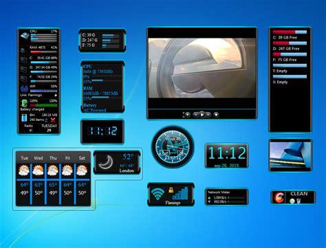 gadgets bureau windows 7 windows 7 gadgets for xp