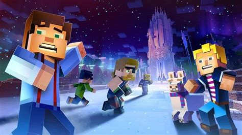 minecraft story mode season  episode  review attack
