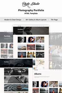 Photo Studio Html5 Template
