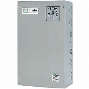 Winco Asco 200 Automatic Transfer Switch For Winco