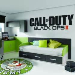 Call of Duty Black Ops Vinyl Decal