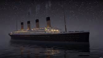 titanic sinking simulation a real time hit online science news newslocker