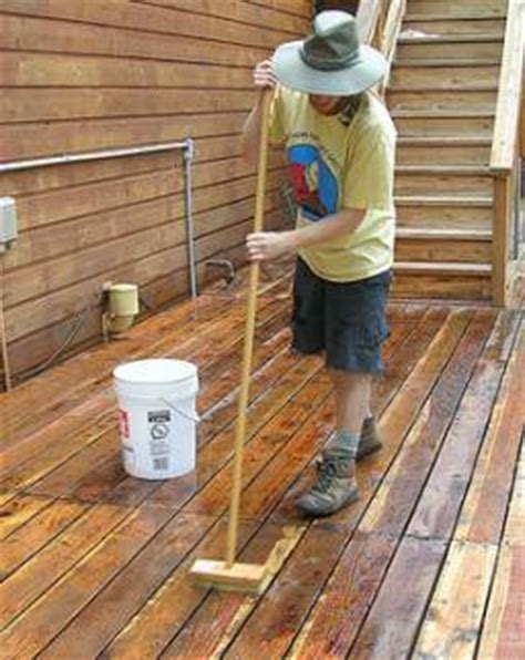 deck cleaning how to clean maintenance and kill mold spores