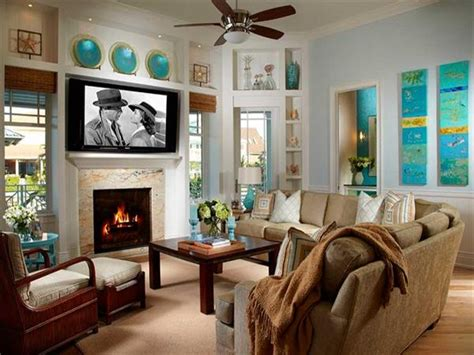 Living Room Decorating Ideas On A Budget Uk by Coastal Decorating On A Budget Coastal Living Room