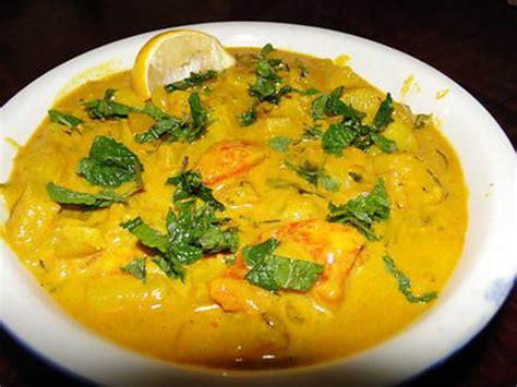 cuisine pakistanaise recette recette de curry de pommes de terre au yaourt recette de