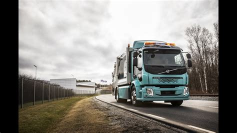 volvo trucks premiere     electric truck
