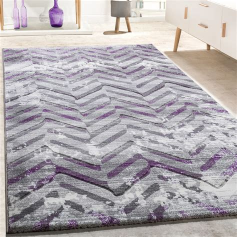 designer rug zig zag grey rug
