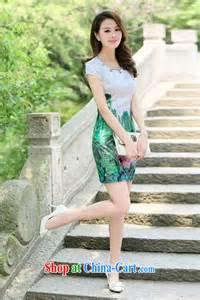 Beautiful Chinese Women Dress