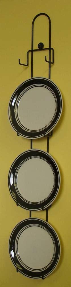 wrought iron vertical plate rack     plates plate racks  hangers plate