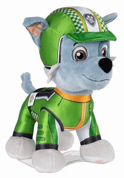 Psi Rocky Patrol Maskotka Rescue Race Ready