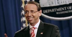 Report: GOP Lawmakers Preparing To Impeach Rosenstein