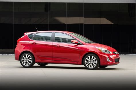 2016 Hyundai Accent Review, Ratings, Specs, Prices, And