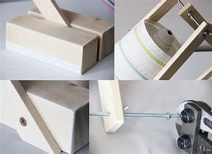Fabriquer Une Lampe De Chevet : comment fabriquer une lampe de bureau en bois ~ Zukunftsfamilie.com Idées de Décoration