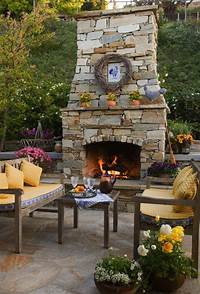 outdoor fireplace designs 53 Most amazing outdoor fireplace designs ever