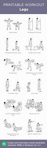 Legs  My Visual Workout Created At Workoutlabs Com  U2022 Click Through To Customize And Download As