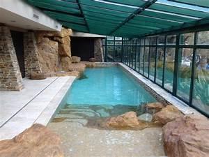 1000 idees sur le theme baignoire exterieure sur pinterest With decoration bassin de jardin 9 une piscine avec faux rochers decoratifs