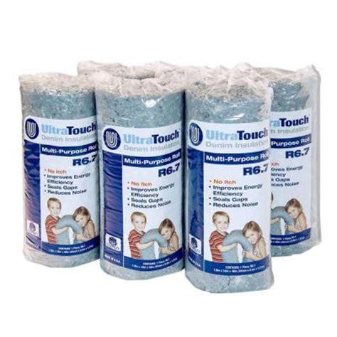 ultratouch 16 in x 48 in denim insulation multi purpose