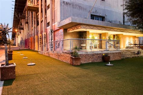 soweto hotel  freedom square soweto south africa