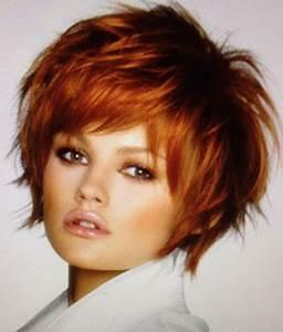 Coupe Courte Pour Visage Rond : coupe courte pour visage rond et cheveux fins ~ Melissatoandfro.com Idées de Décoration