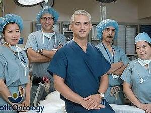 Robotic Prostate Surgery: Team Trumps All
