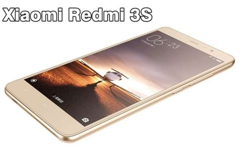 xiaomi 3x gold xiaomi redmi 3s price preview release date specifications