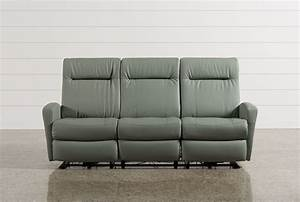 Zachery Power Reclining Sofa - Living Spaces