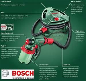 Bosch Pfs 5000 E : pistolet do malowania bosch pfs 5000e ~ Dailycaller-alerts.com Idées de Décoration