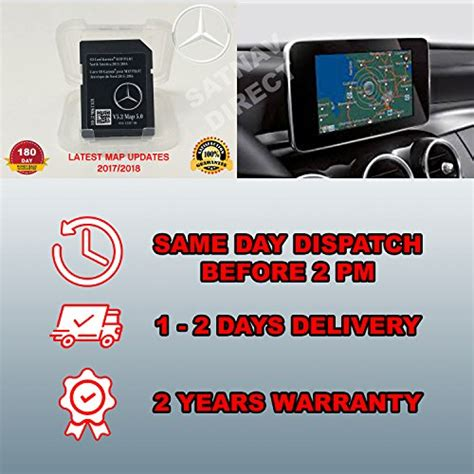 Force sd card to show up from virus or malware. 2018 Mercedes-Benz Garmin MAP PILOT Navigation GPS SD Card ...
