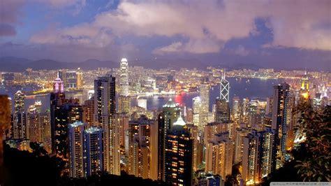 hd wallpapers  hong kong city hd wallpapers p