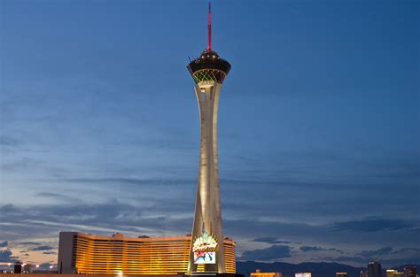 western states decking las vegas visit stratosphere tower on your trip to las vegas or
