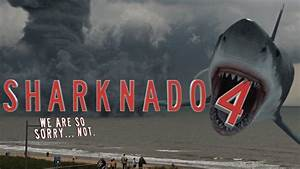 Sharknado 4 - Official Trailer 1 [HD] - YouTube