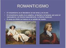 Arte Del Romanticismo Ppt