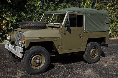 1984 land rover series iii lightweight version 41k original kilometers for sale