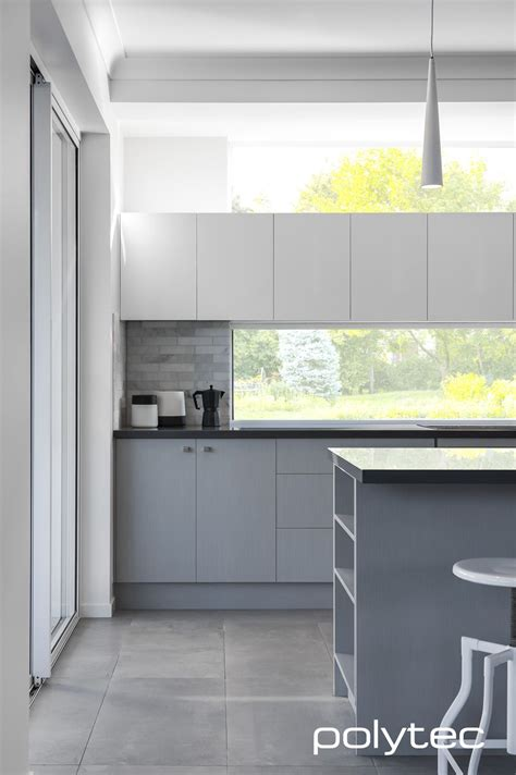 What Are Kitchen Cupboards Made Of by Doors In Melamine Riga Zinc Finegrain Overhead Cupboards