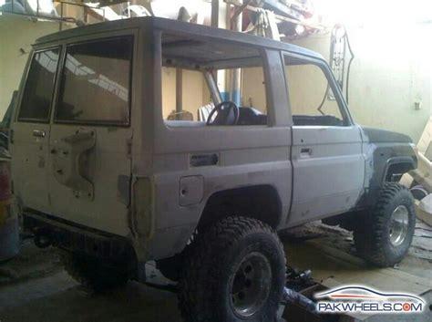 toyota  jeep   army diy projects pakwheels