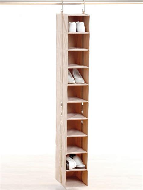 Closet Shoe Racks by Shoe Racks For Closets Hgtv