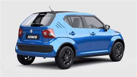 Suzuki Ignis Hd Picture by Ignis Photo Right Rear Three Quarter Image Carwale