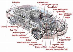 Were Is My Diagnostics Port   Vehicle Layout And Design - Body Design - Main Systems