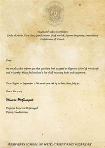 25 best ideas about hogwarts letter on pinterest harry With harry potter acceptance letter supply list