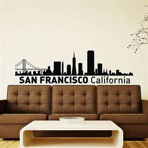 1000 images about skyline on pinterest london bridge With vinyl lettering san francisco