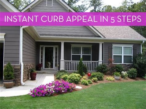 5 Easy Ways To Improve Your Home's Curb Appeal Diy