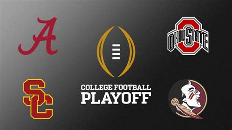 lets predict  college football bowl game  playoff