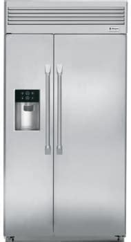 monogram zispdhss   built  side  side refrigerator  adjustable spill proof